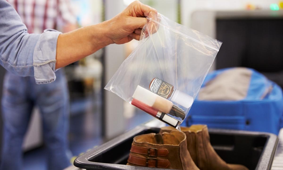 e liquids in your carry on liquids bag.